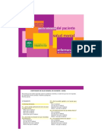 Cuestionarios Valoracion (Salud Mental) Test e Indices
