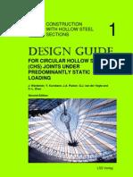 CIDECT Design Guide 1-2008