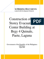 PBD for Infrastructure Projects 5thEditionEVacuationbrgy4