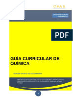 04 Guía Curricular de Química (2018)