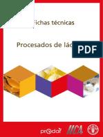 Ficha Tecnica de Alimentos Lacteos