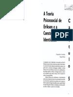Erikson e a Construção Da Identidade