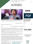 """Padre Pepe_ """"El Verdadero Progresista Tiene Un Pie en El Barro de La Villa"""" -Almagro Revista"""