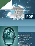 Personalidad Criminal Uaem Atlacomulco