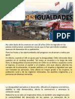 Desigualdades en Chile