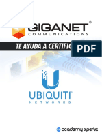Catalog Certificacion Ubiquiti Final
