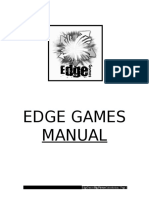 EdgeGames Manual 2006