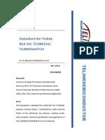 Telink_TLSR8266F512-datasheet