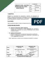 131 SISECO PP 131 Procedimiento de Gestión de La Generación de Lodos Industriales v2