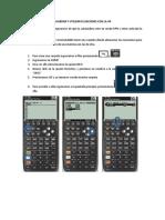 Guardar y Utilizar Ecuaciones Con La Hp