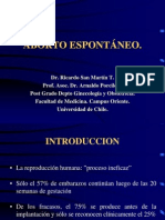 Aporto Espontaneo Power Point