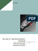 reliability program planning