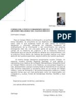 00 Prologo Formacion y Perfeccionamiento Medico