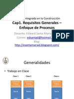 CO721I GIC - Clase 1 - Requisitos Generales