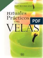 Rituales Practicos Con Velas - Buckland, Raymond