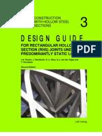 CIDECT Design Guide 3
