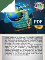Ecología y Medio Ambiente Modificado