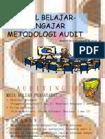 Mode Pembelajaran Metodologi Audit M-12