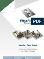 FlexiDry Datasheet F1, F2 & F3