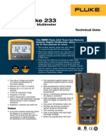 FLUKE 233 MultiMeter