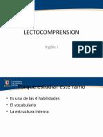 Inglés I Clase 1