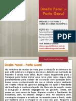 UNIDADE 2 - Seção 2.2 - Territorialidade, extrerrotorialidade, lugar do crime e eficácia da sentença estran.pptx