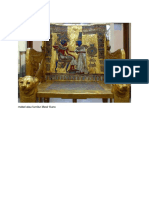 Mebel Atau Furnitur Mesir Kuno