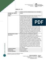 Oferta Laboral N.15 Intern - GE Corporate