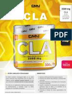 Ficha Producto CLA