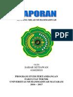Laporan Milad Muhammadiayah