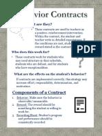 behaviorcontracts