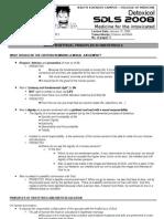 SDLS 2008 Bio Ethical Principles Governing Obstetrics 2
