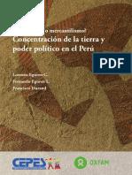 Concentración de la tierra y el poder político en el Perú.pdf