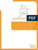 AnimationGym Catalogo