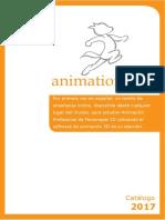 AnimationGym Catalogo