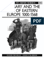 Osprey - Men at Arms 195 - Hungary and the fall of eastern europe 1000-1568.pdf