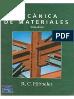 Mecanica de Materiales de Hibbeler 6Ed