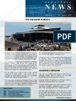 Strategic Marine 3rd Quarterly 09 - Edition 6