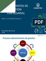 Tema 2 -  La Administración II.pptx