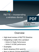 Rtte and Radio Modules - New 0