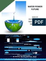 Water Power Future