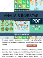 Bab i - Pendahuluan Analisis Investasi