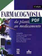 Farmacognosia Da Planta Ao Medicamento