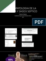 Fisiopatologia de La Sepsis y Shock Septico