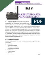 8. Bab Vi Analisa Kebutuhan Rth