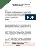 Concepções teórico-metodológicas para a formação de professores de espanhol