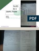 Algèbre s2 2010-2015 Fssm by ExoSup.com