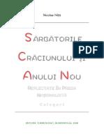 Nicolae Niță - Sărbătorile Crăciunului si Anului Nou