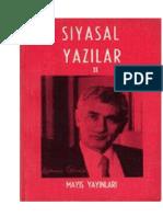 YılmaZ Güney Siyasal Yazılar CİLT-II