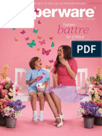 Brochure Tupperware mi-avril 2018